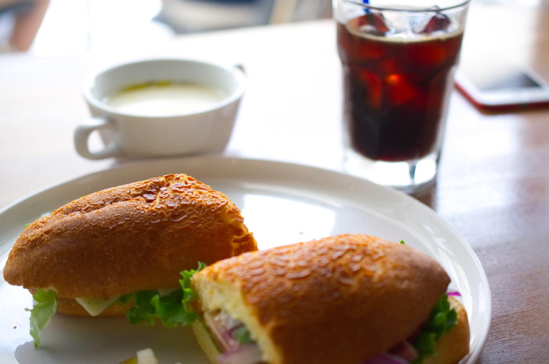 Hayama sandwich 1