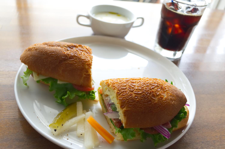 Hayama sandwich 3