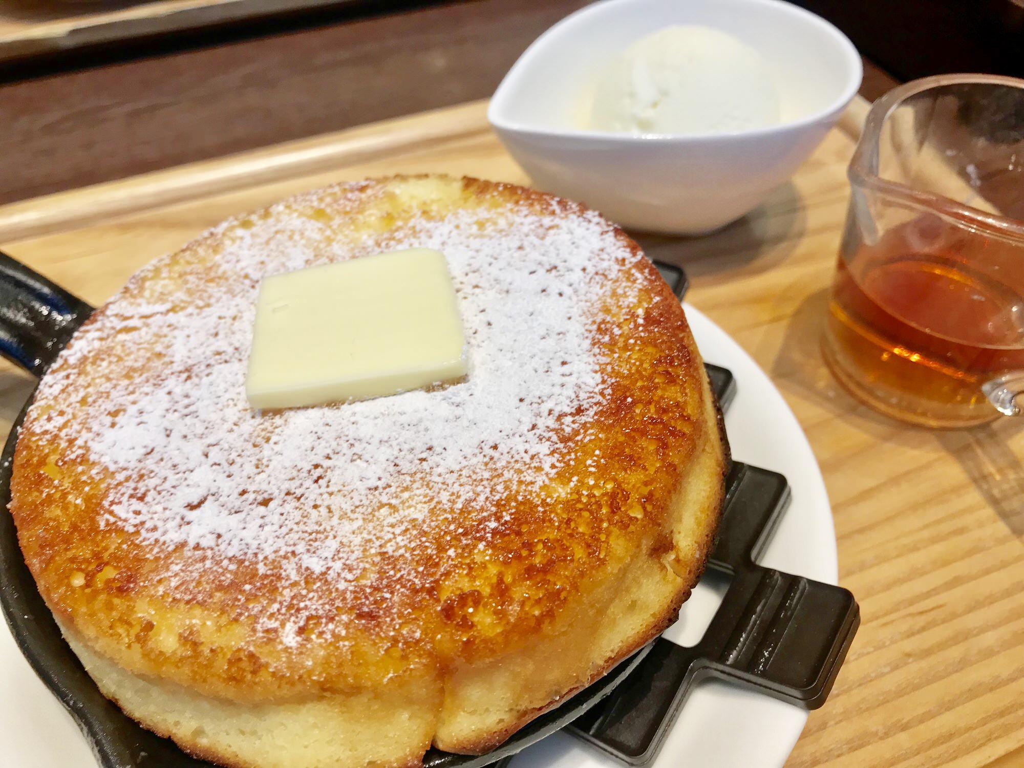 Tokyolobby pancake 1