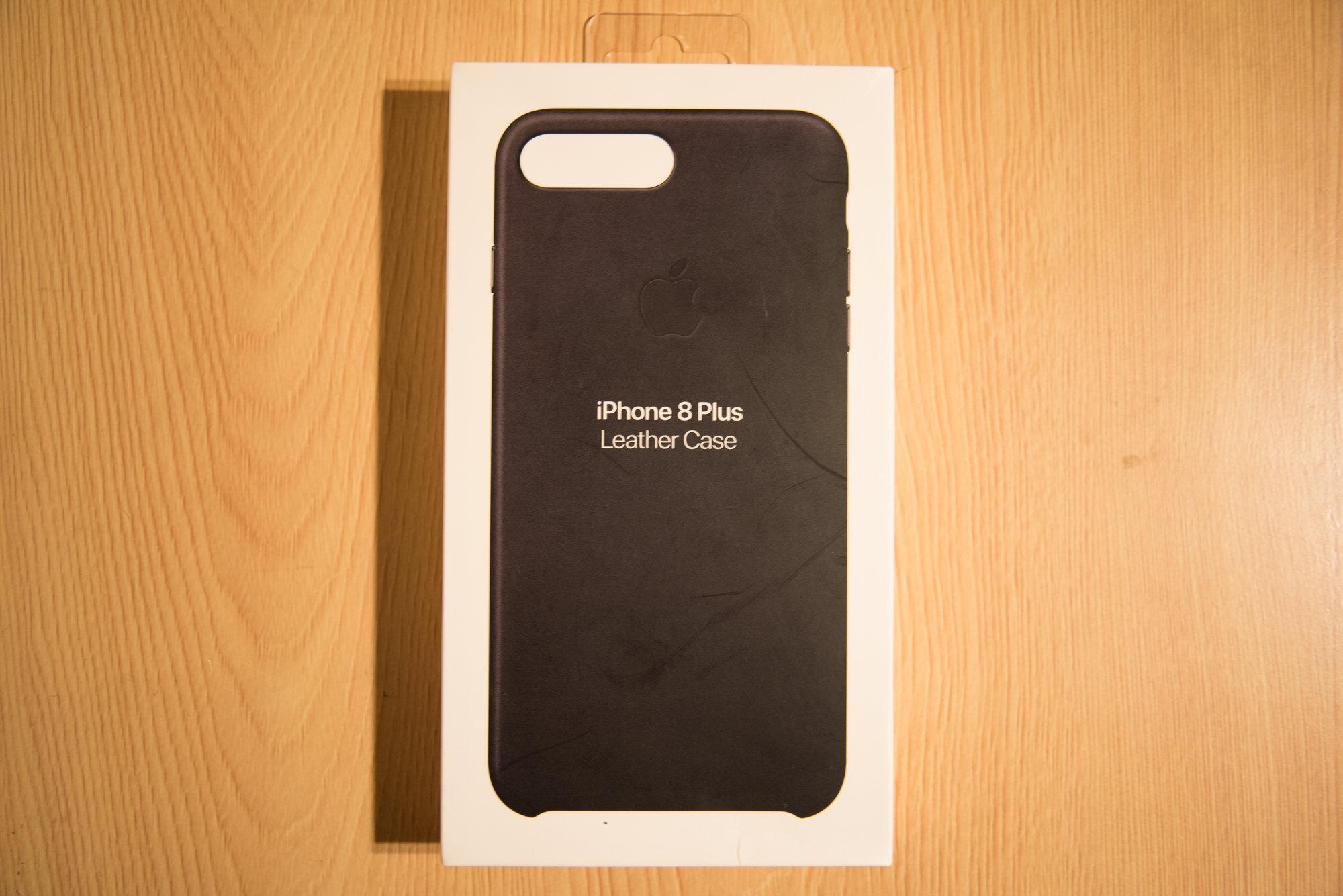 Iphone7plus leathercase 1