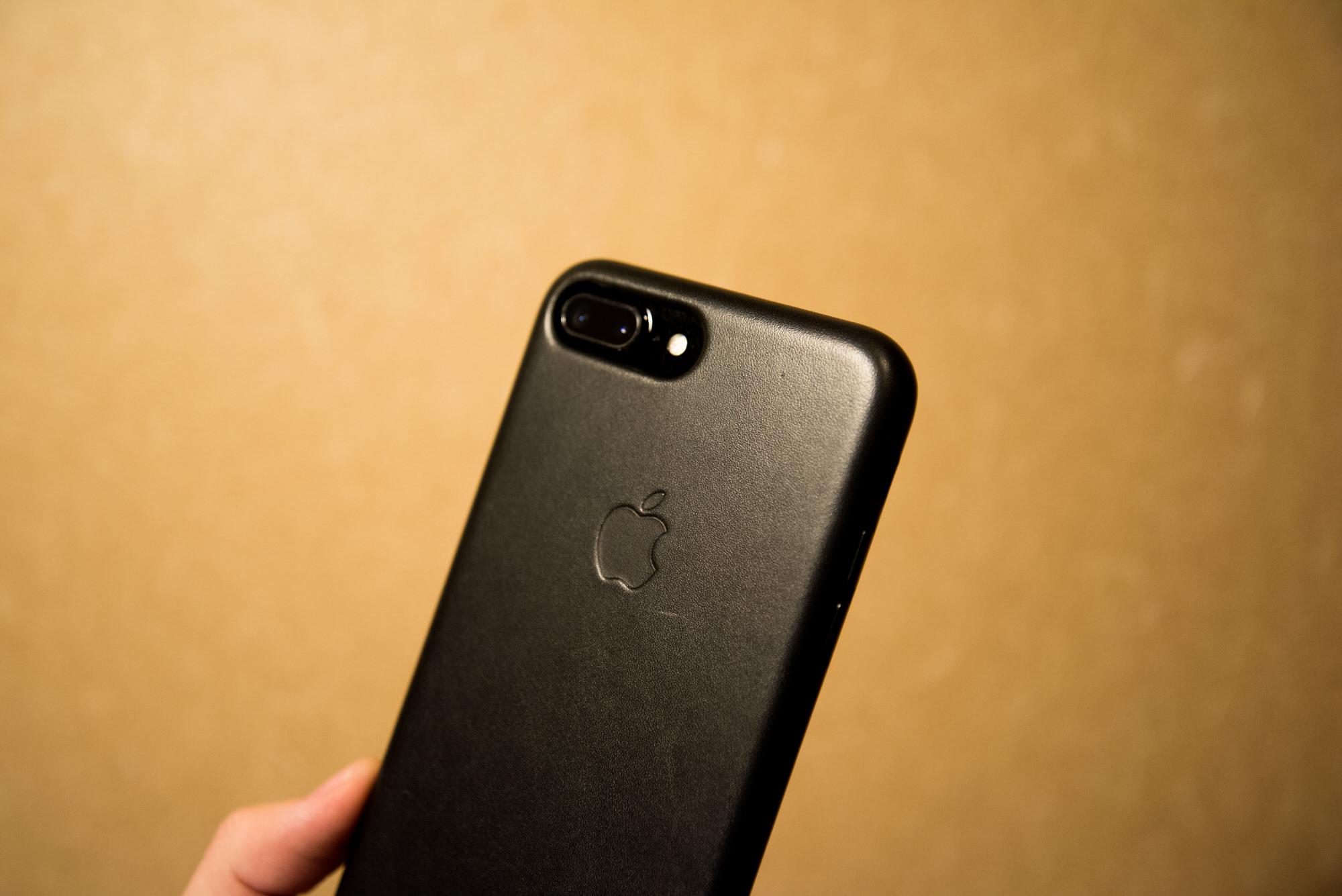 Iphone7plus leathercase 6