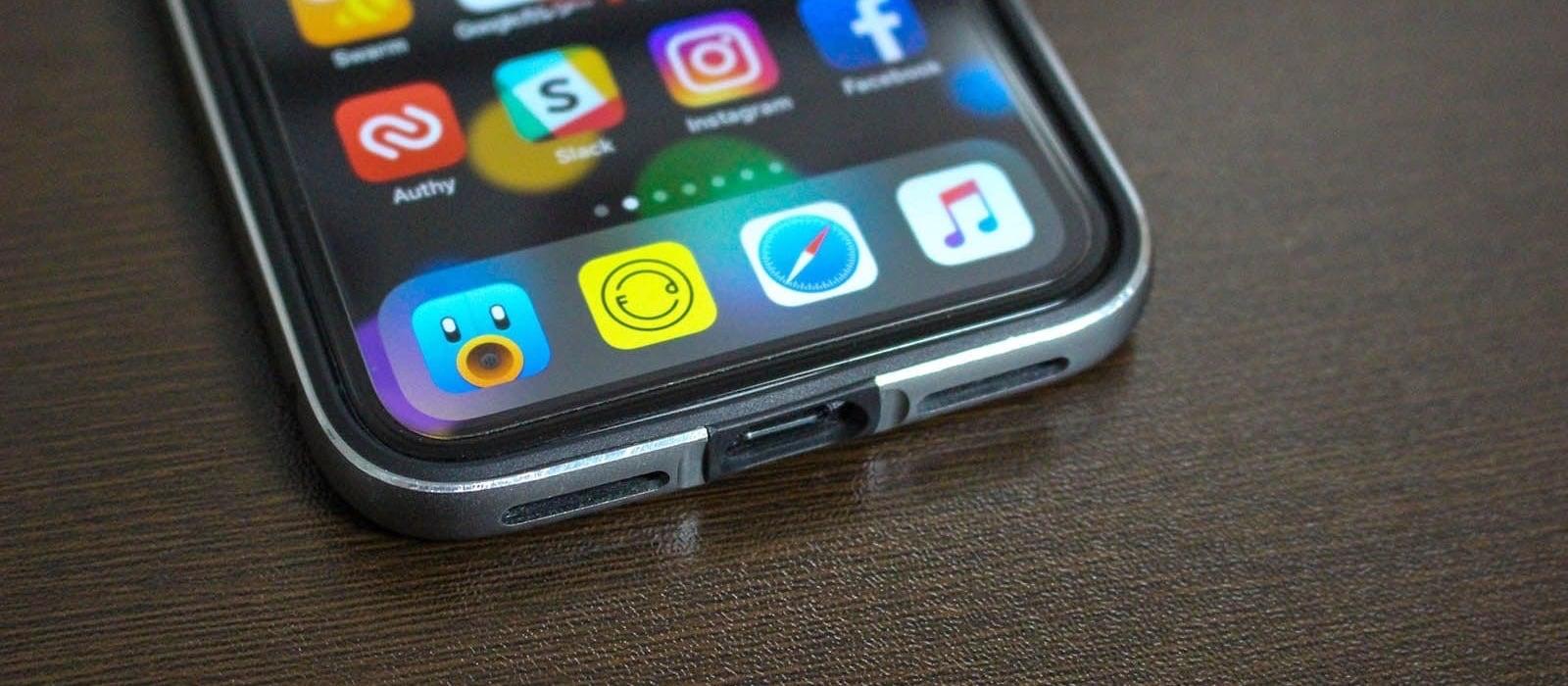 ぴったんのiPhone X・Dock