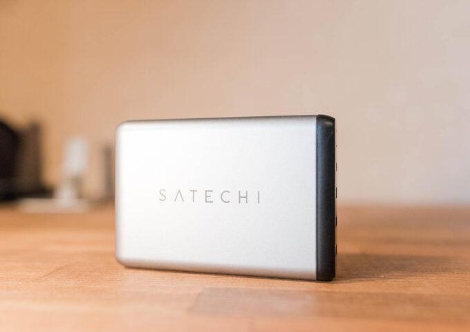 Satechiのトラベルチャージャー