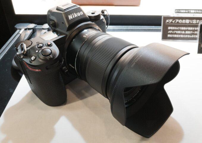 Nikon Z7の本体画像