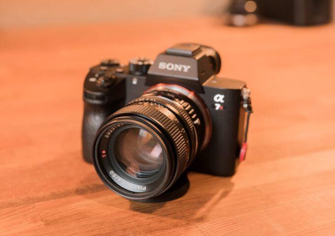 これが標準レンズの帝王。『CONTAX Planar 50mm F1.4 AEJ』を買ったのでレビュー #わたしの標準レンズ
