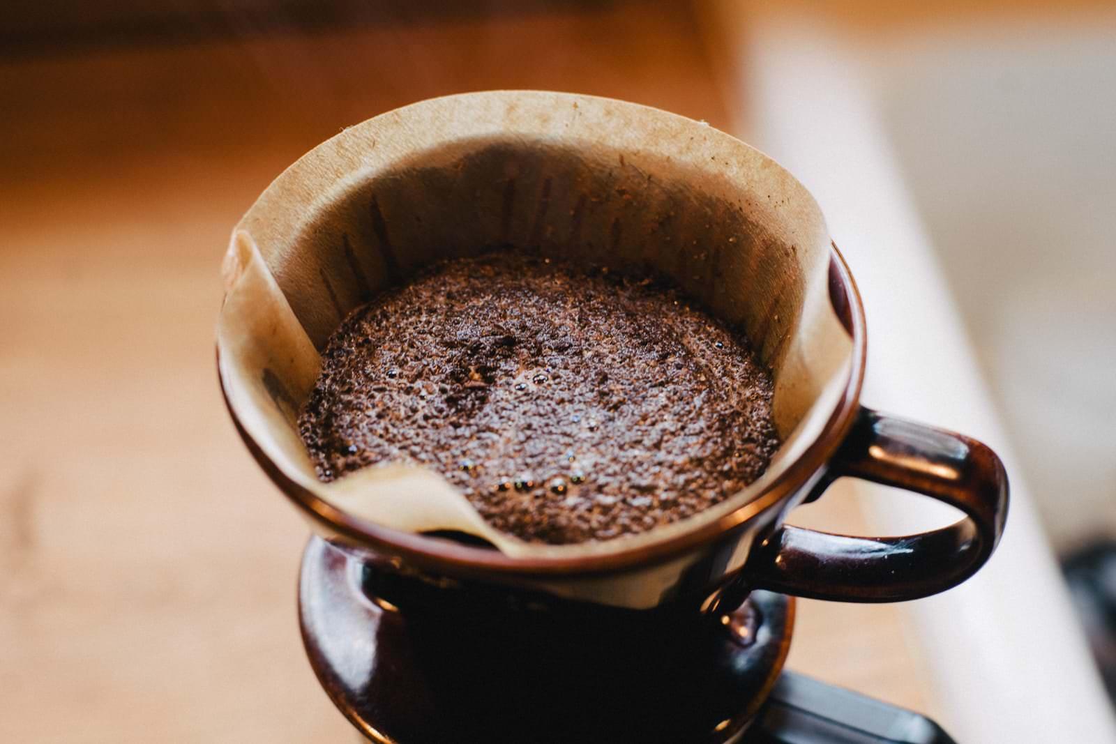絶対に美味しいとわかるコーヒー