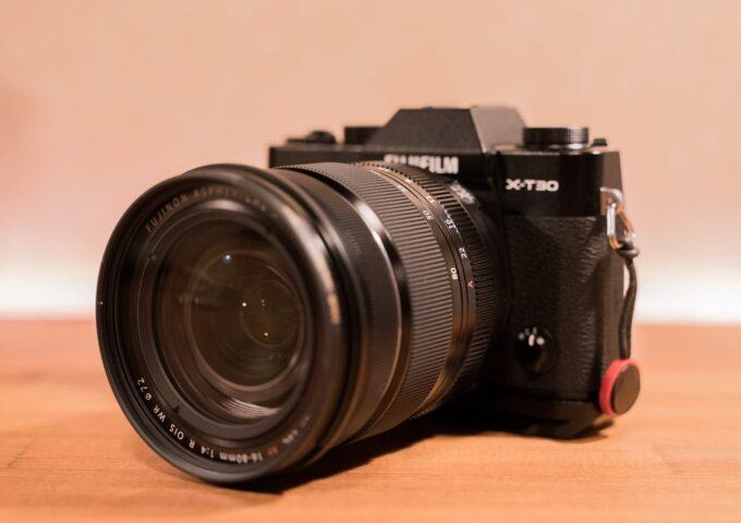 6段手ブレ補正搭載のFUJIFILM『XF16-80mmF4 R OIS WR』を購入!買った理由とサクッと撮った作例