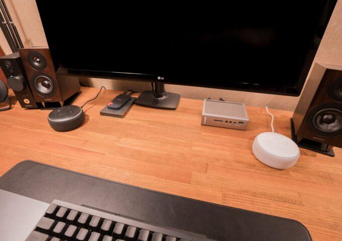 【3分で出来る】小型スマートスピーカー『Echo Dot』2台を使ってステレオスピーカー環境を作ってみた