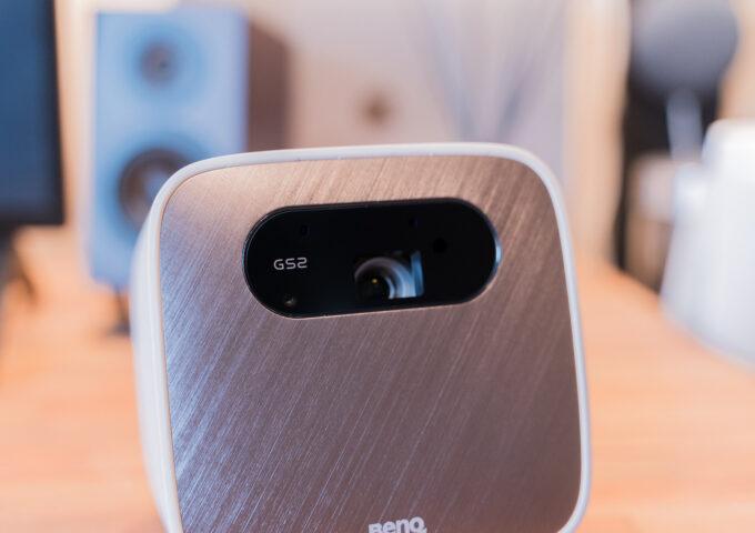 家でのエンターテインメント観賞を大きくレベルアップさせるモバイルプロジェクター『BenQ GS2』レビュー【PR】