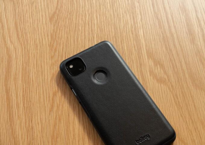 程よい価格で高品質、長く使えそうなPixel 4a用ケース『bellroy Leather Case For Pixel 4a』をレビュー。