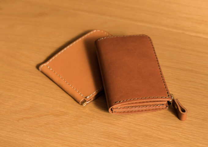 理想の革質を求めて、HERZの財布とマネークリップを購入してみた