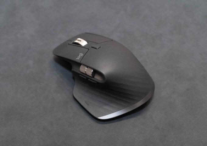 ロジクール『MX Master 3』レビュー。値は張るが使い勝手最高なワイヤレスマウス