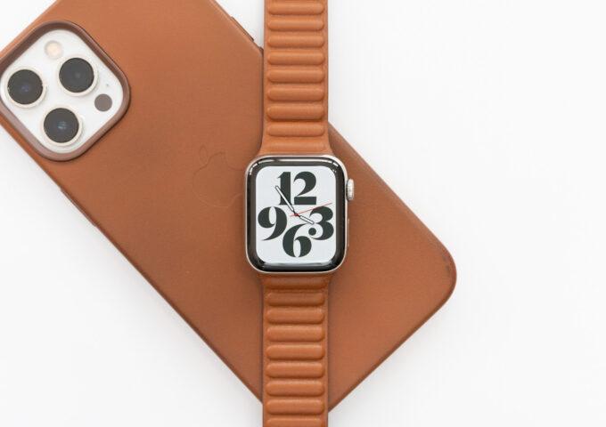 Apple Watch用純正バンド『レザーリンク』は、本革使用で装着感の良い隠れた名作バンド