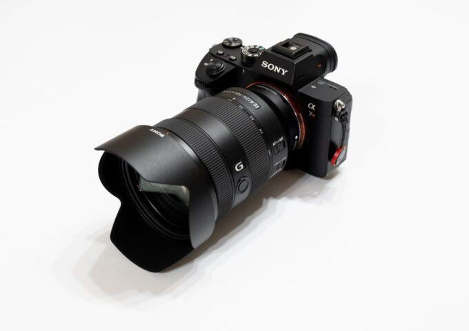 ソニーフルサイズ用レンズ『SEL24105G 24-105mm F4 G』レビュー。フルサイズ機に最適な便利ズーム