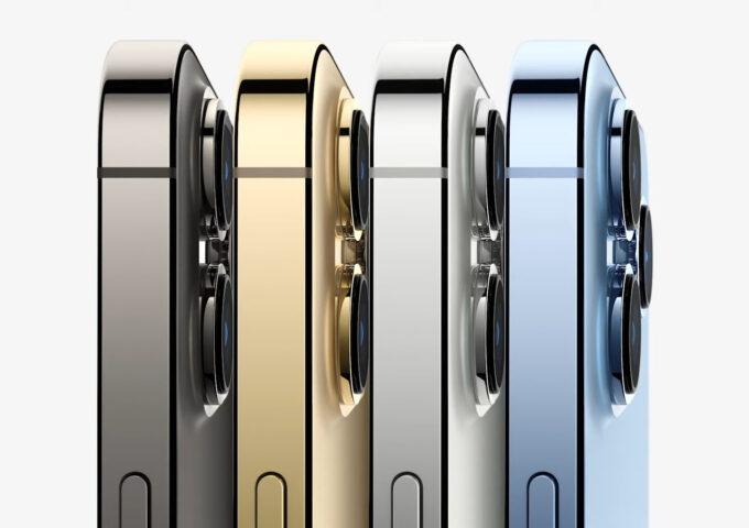 iPhone 13 Pro・iPhone 13 Pro Maxが発表!基本スペックや発表内容を簡単に振り返ってみる