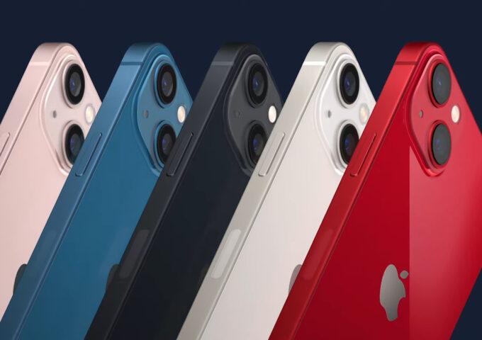iPhone 13シリーズ全4機種の価格を比較。ドコモ・au・ソフトバンク・楽天モバイルの4キャリアをまとめ