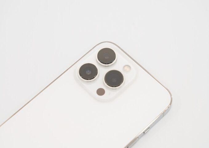 iPhone 13 Pro(シルバー)開封・外観レビュー