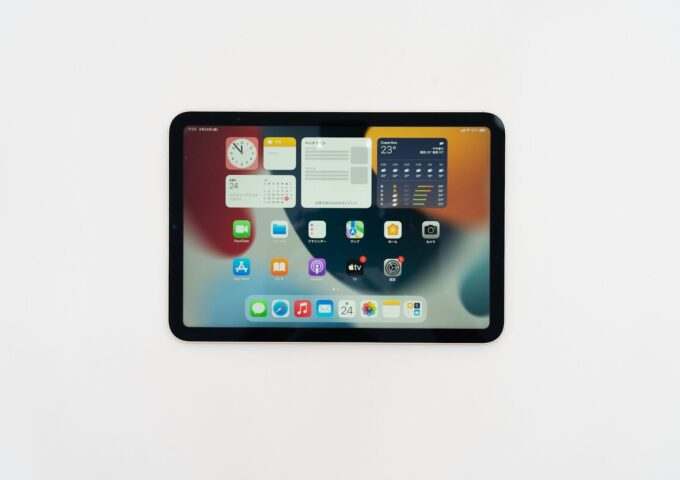 iPad mini 6(第6世代)レビュー。写真現像にもエンタメにも使える、皆が求めた理想の1台